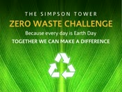 Corporate Winner - Zero Waste - Simpson Tower