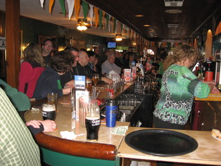 St. Patricks Day in the Emerald Isle of the Catskills