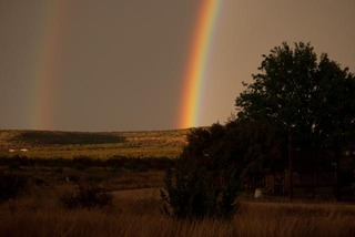 West Texas Rainbows