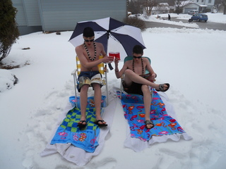 Spring Break in Chanhassen, MN