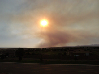 Royal Gorge Fire