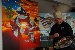Flag Day Paintings