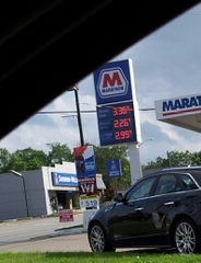 Less than $3/gallon?!