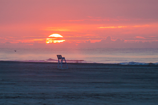 Wildwood NJ Sunrise