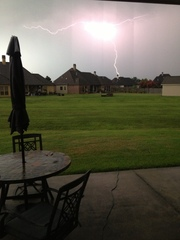 Awesome Lightening Strike