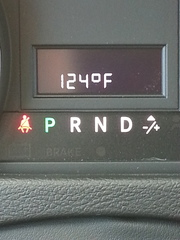 Temp in Fort Mohave AZ