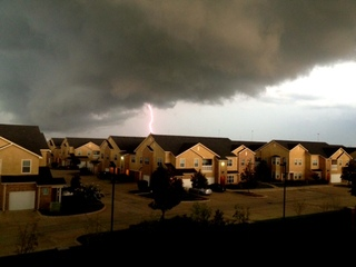 ThunderStorms in Pretty Little Pearland