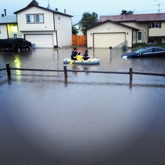 Commerce City Flood