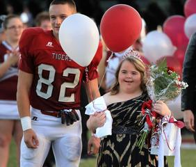 Very Special Homecoming Queen