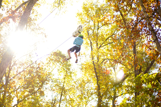 Fun at Loco Ropes