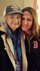 101-year-old World Series fan