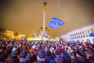 Ukraine-A Revolution Begins