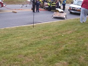 Lombard road accident