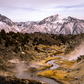 Hot Creek - Inyo National Forest