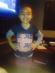 BEARS FAN!!! Khloe from tinley park