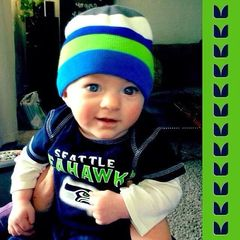 Seahawks no. 1 fan