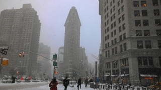 A New York Winter