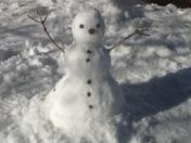 Christopher's Snowman