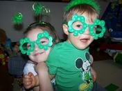 Our Little Irish Leprechauns