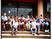 Mrs. Sanders' First Grade Class, Homeland Park Primary