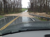 Laurel Bush Rd. Flooding