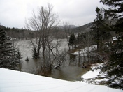 The Androscoggin River in My Back Yard