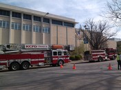 fire at umkc dental school