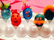 Ava & Addisons Easter Eggs