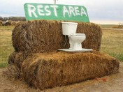 Who wants to use this rest area near Hazard, Nebraska?