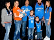 Thunder family pictures.