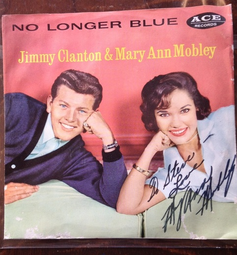 Mary Ann Mobley and jimmy clanton