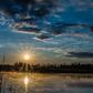 Sunrise at Pickerington ponds