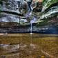 Hocking hills cedar falls