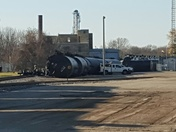 Train derailed in Watertown Wi