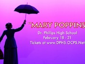 Mary Poppins at Dr. Phillip High School