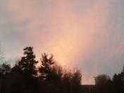 Sunset at Linglestown