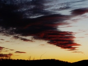 sunset/clouds 1-7-2016