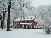 A Snowy Wheatland