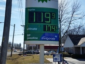 Low Gas Prices in MO