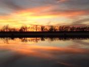 Sunset @ Arbor Lake
