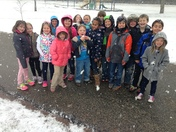 Our Snowy Magical Day!