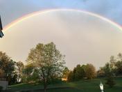 Beautiful Rainbow in Elizabethtown ky