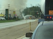 Fire in Dilsburg