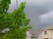 Funnel cloud video