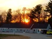 Belmont Sunset