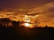 Old Dominion Sunset