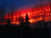 Fantastic sunset