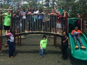 Mrs. Patterson's 5th Grade Class at Rice Elementary School in Greenwood, SC