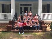 Mrs. McAlister's Third Grade Class- Calhoun Academy of the Arts- Anderson, SC