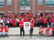 Sullivan School - Wake-up and Red Nose Day
